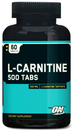 L-CARNITINE 500mg. 60caps