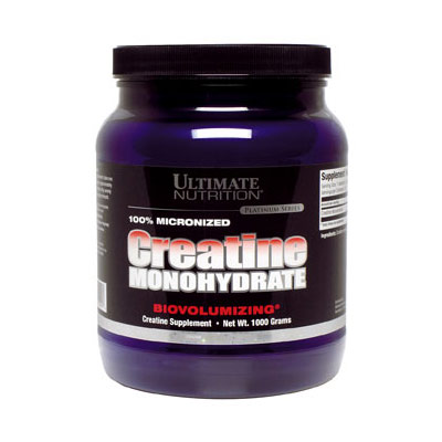 ( Ultimate Nutrition )	 Creatine Monohydrate 1кг