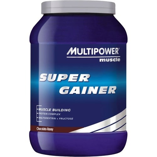 ( Multipower )	 Muscle Super Gainer 1100g