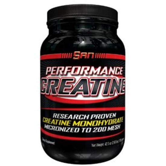 ( SAN )	 Performance Creatine 1200g