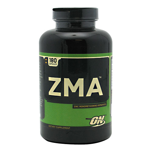 ( Optimum Nutrition )	 ZMA 180кап