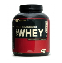 ( Optimum Nutrition )	 100% Whey Gold Standard 2273g